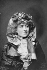 Ellen Terry, hacia 1880