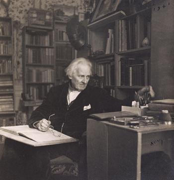 Gordon Craig, ultimos años
