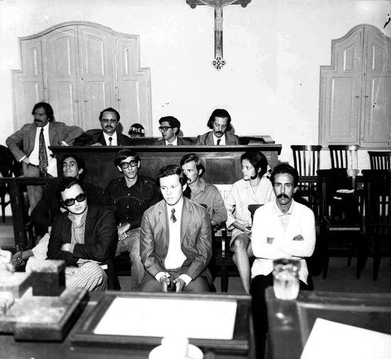 Foto inédita de Dilma durante la dictadura