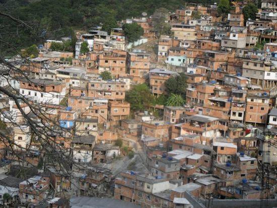 Favela Morro do Turano