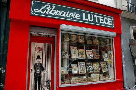 Librairie Lutece