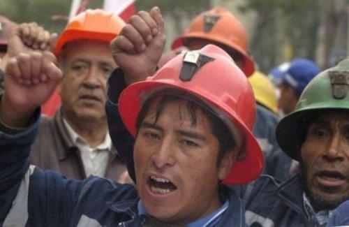 Minería informal