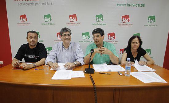 Izquierda Unida foto García Cordero
