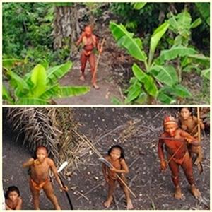Indios en Acre