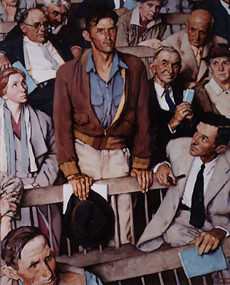 Norman rockwell-