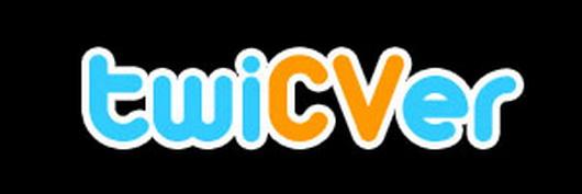 Logo twiCVer