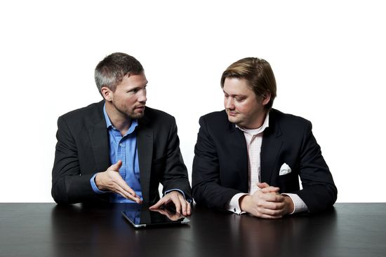Sven Kuelper and Niclaus Mewes_Founders of myTaxi