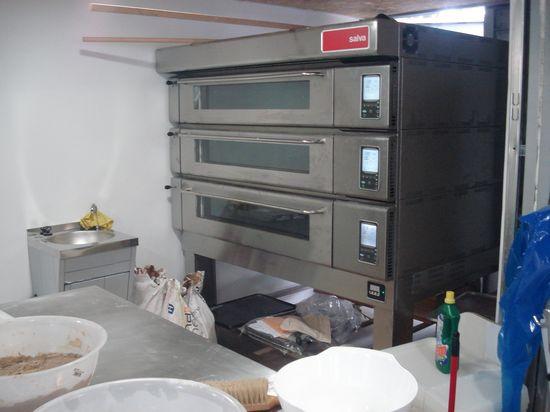 Horno eléctrico para el pan