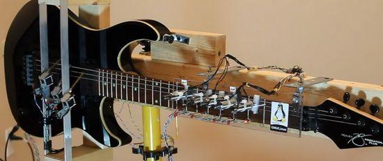 EOL Robot Band de James Cochrane