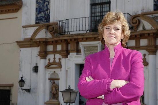 Soledad Becerril. /García Cordero