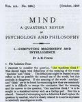 Artículo en la revista Mind