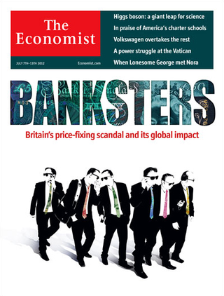 Portada de la semana pasada de The Economist