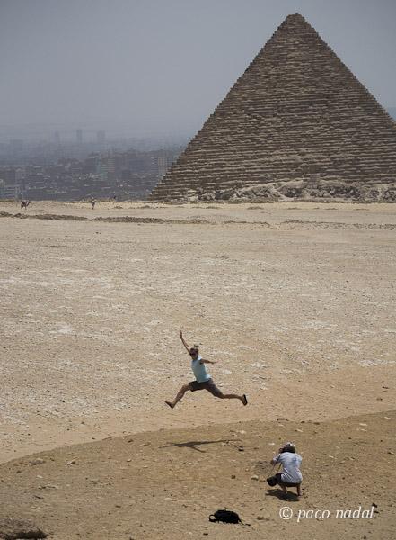 Jump pirámides