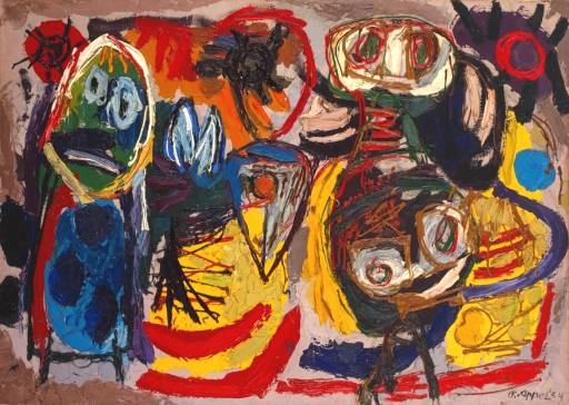 Karel-appel-people_birds_and_sun