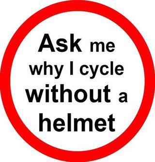 Pregúntame por qué no llevo casco