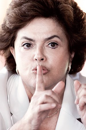 Dilma irrritada (3)