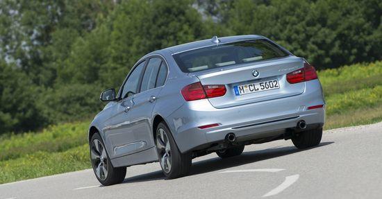 BMW Serie 3 Active Hybrid 2