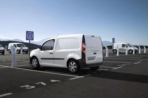 Renault Kangoo ZE2