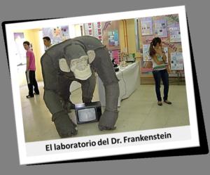 IES Alpajés. El Laboratorio del Dr. Frankenstein