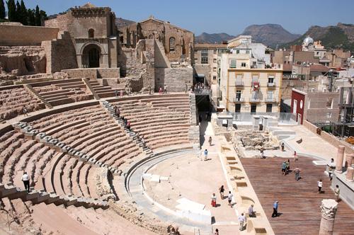 Teatro romanio Cartagena