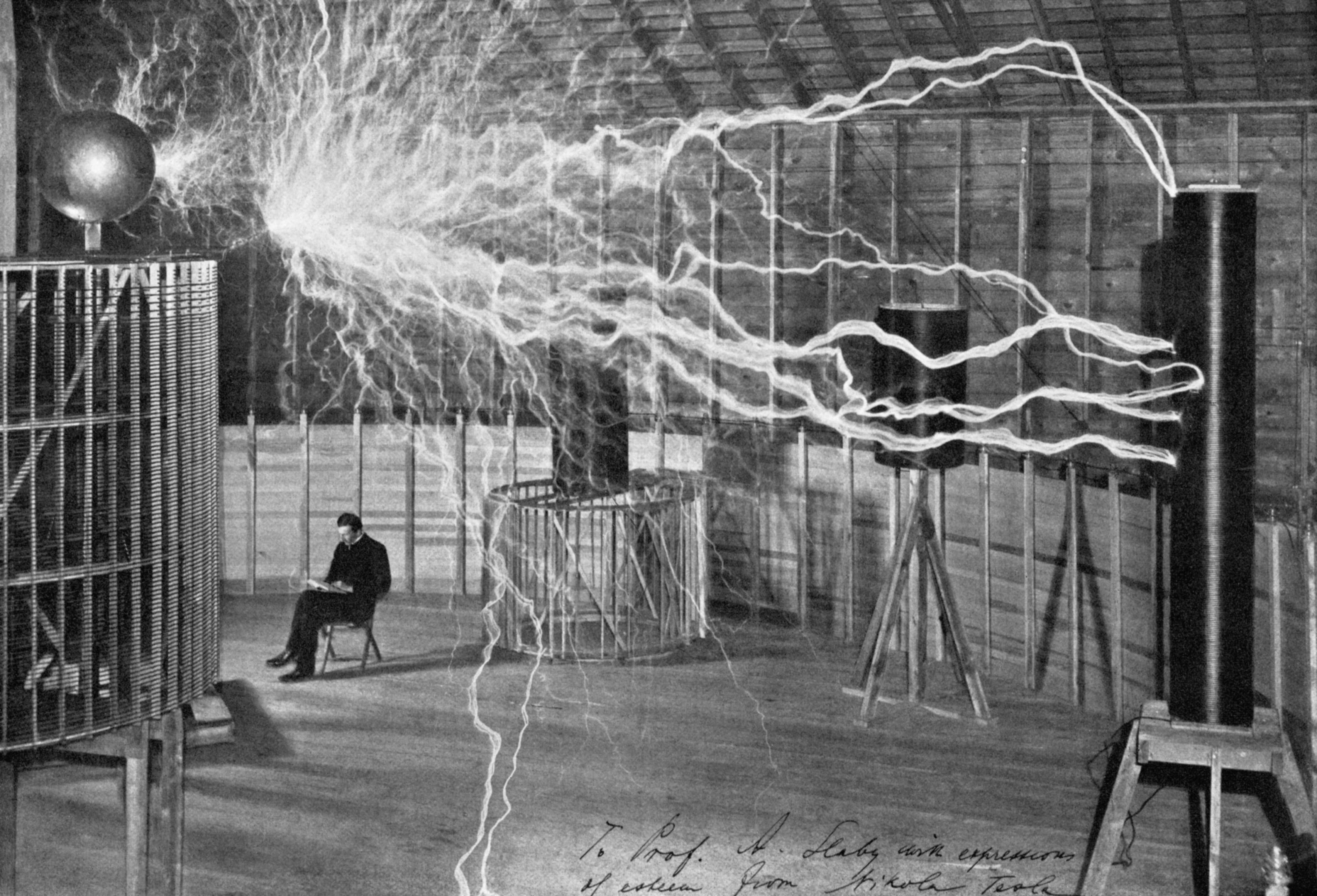 Prodigios eléctricos >> El rincón del distraído >> Blogs