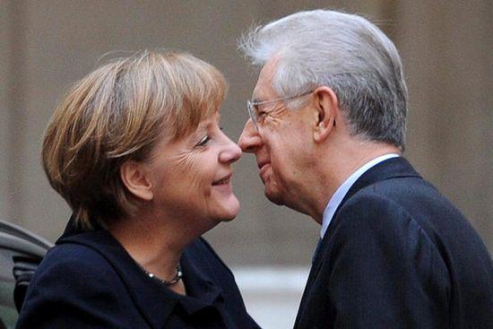 MM Monti Merkel