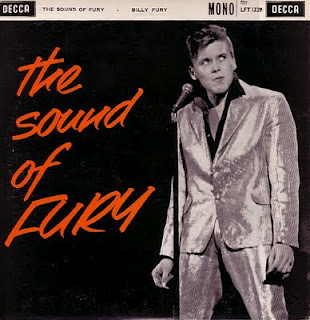 BILLY FURY - sound of fury