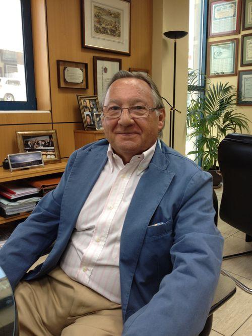 Felipe Ruano, director de Berly´s