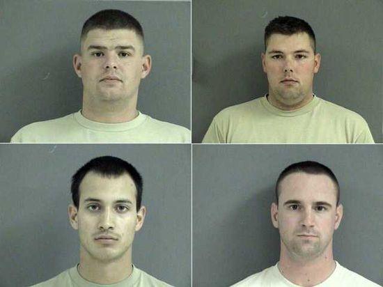 Accused-mugshots