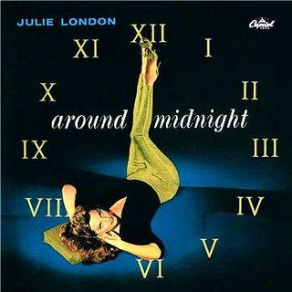 Julie London-around midnight