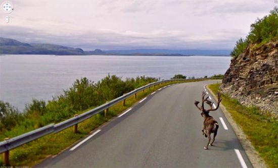 Jon Rafman.Google Street View.Saatchi