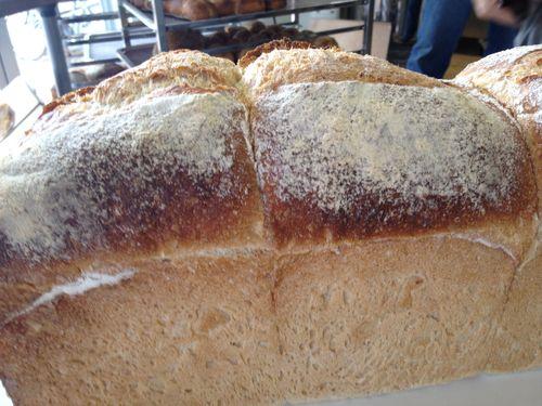 Pan de molde gigante