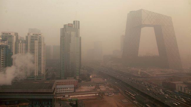 Si el cielo de Pekín fuera azul y los taxistas no tuvieran que ...