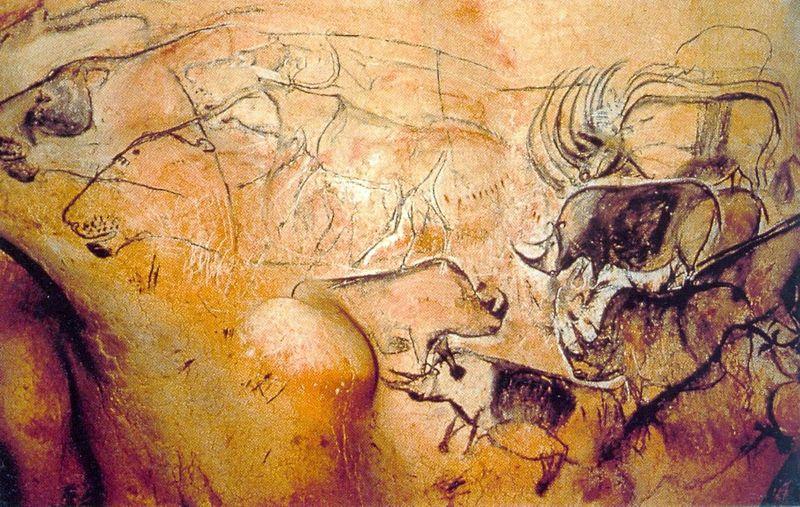 Chauvet-cave-painting