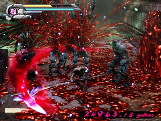 Violent-video-game