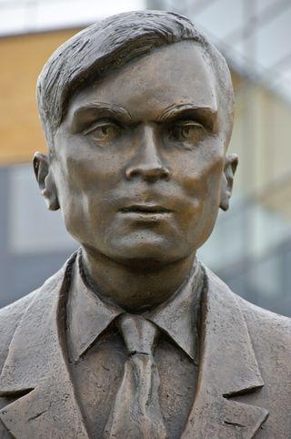 Estatua de Turing en Surrey