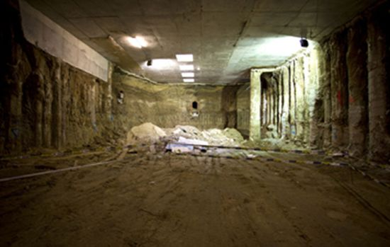 Lara almarcegui.subterraneo