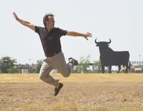 Saltando con el toro 2