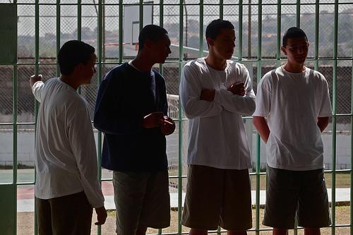 Jovenes delincuentes