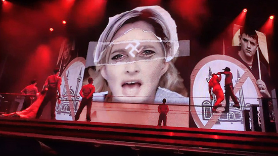 MarineLePen_Esvástica_Madonna