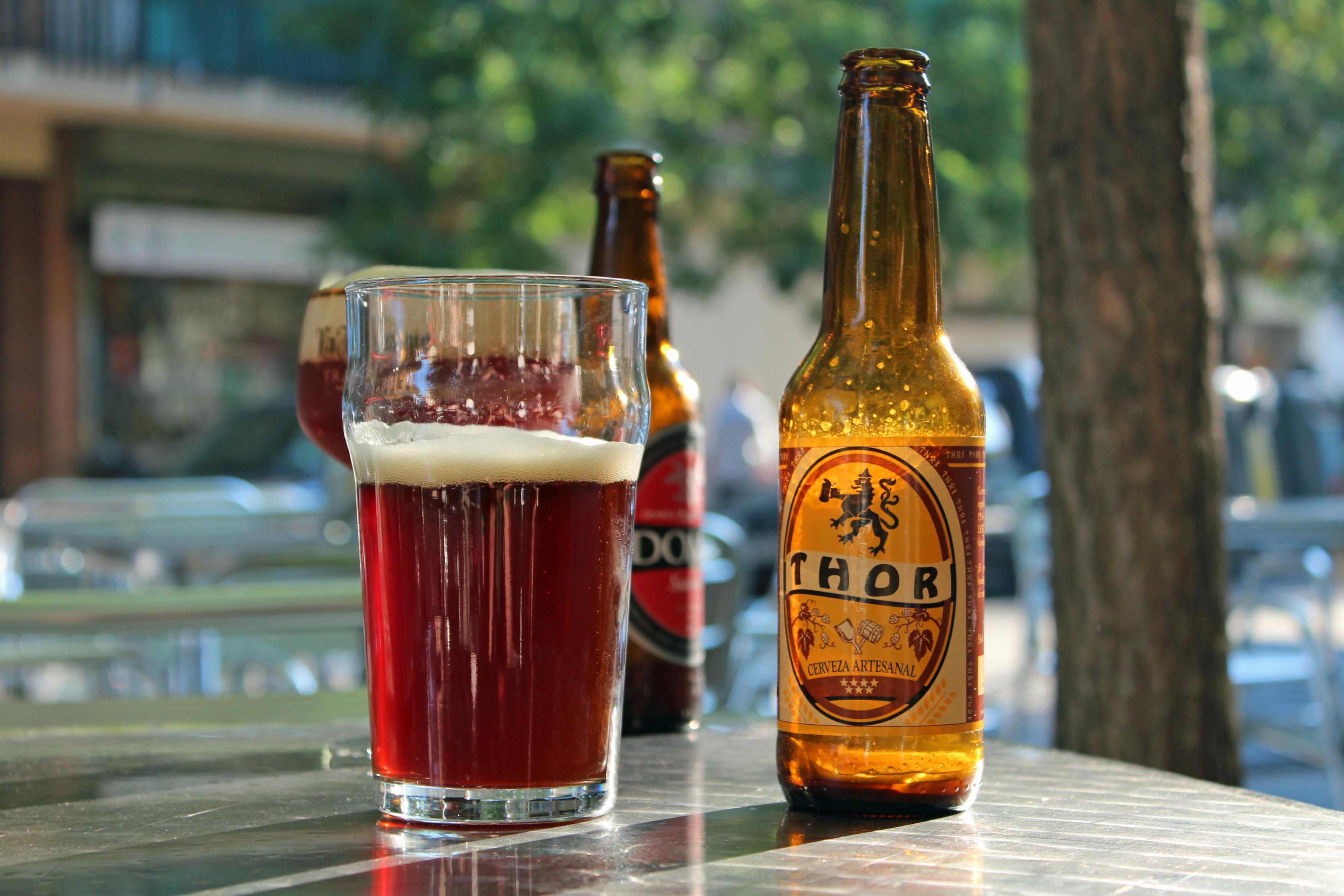 Madrid: Craft Beer O'Clock >> Trans-Iberian >> Blogs EL PAÍS