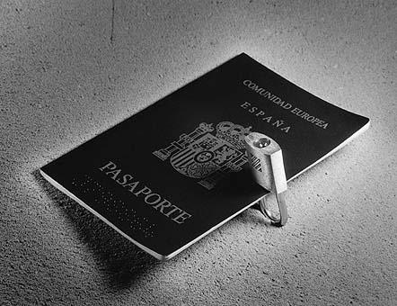 Pasaporte caducado