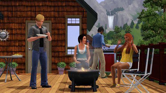 Uno de los atractivos de la serie Los Sims es precisamente simular las reglas que rigen el mundo real y añadirles un componente estratégico y creativo.