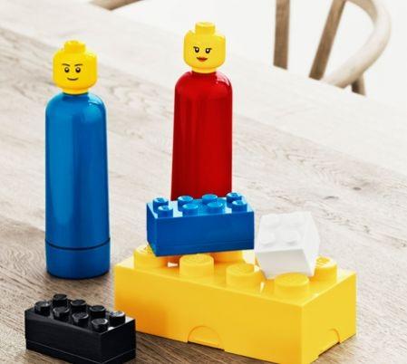 Botella lego