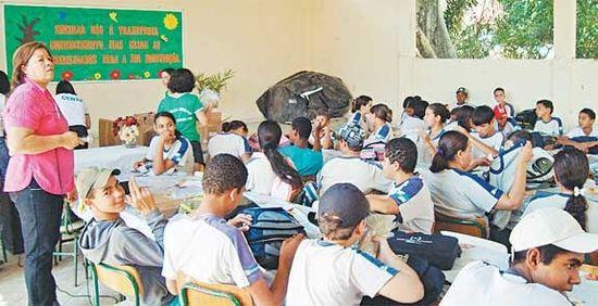 Escuela en Cambuci