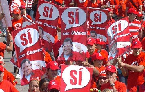 Hugo Chavez SI