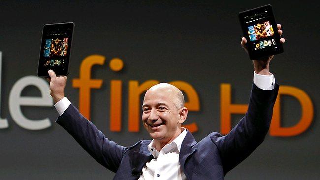 Jeff Bezos_CEO de Amazon