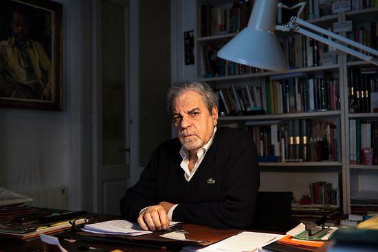 Juan Marsé - foto Charlie Mahoney