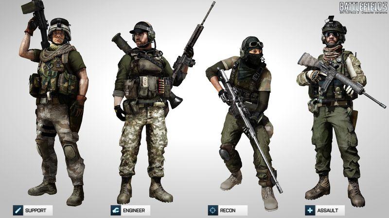 Battlefield3MultiplayerCharactersUS