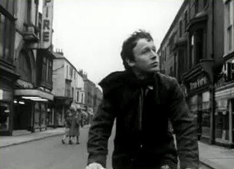 Tony Scott en bicicleta